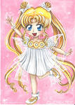 Chibi Serenity - Fanart Sailor moon