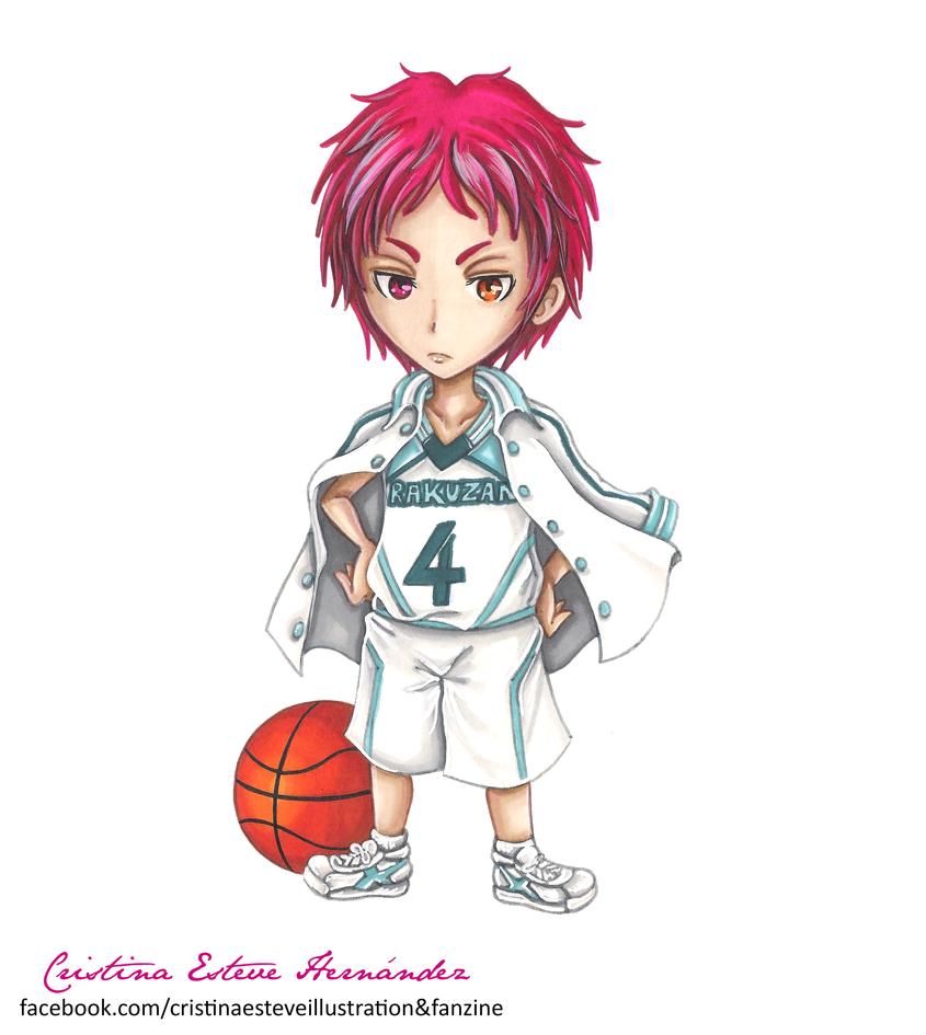 Akashi Seijuro Chibi - Fanart Kuroko no basket by ...