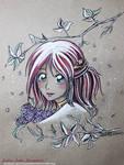 Akagami no shirayukihime - Fanart Sketch colour