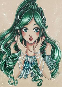 Sephilos girl collection - Arimi OC 2