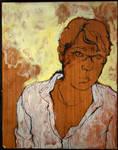 encaustic portrait 1