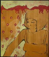 encaustic portrait 2 by aminotturtely