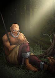 Hanuman by mat3w