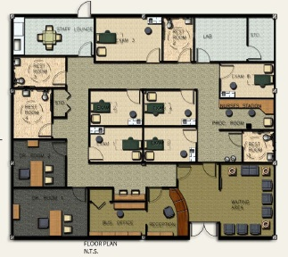 Doctors Office Floor Plan By Miztimid88 On Deviantart
