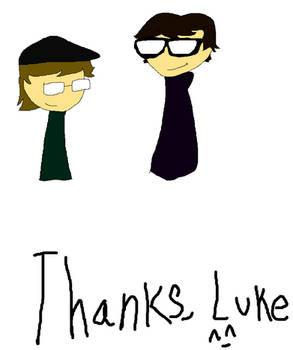 thanks, luke