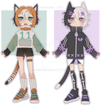 [ADOPTABLES] CLOSED AUCTION   #5