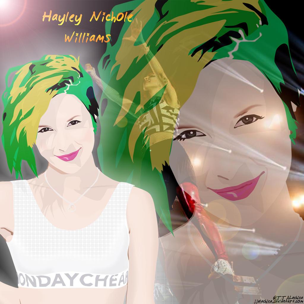 Hayley Williams Short Hair By Jjalachica On Deviantart
