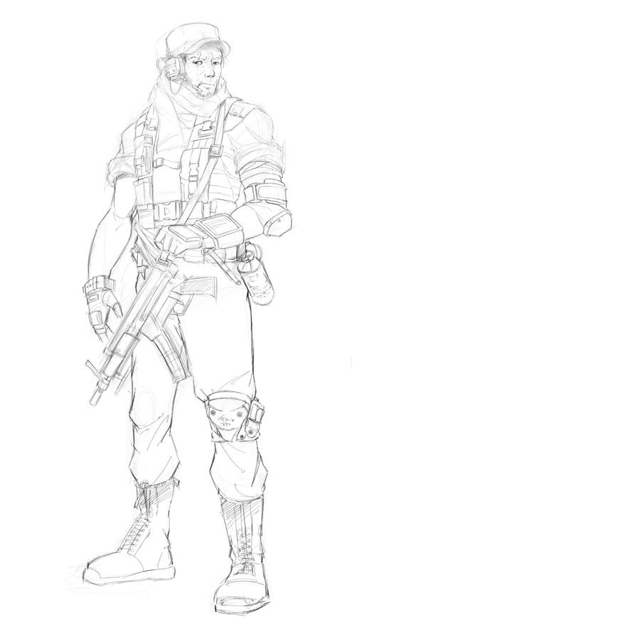 ch01 principal soldierBASE by AlKang