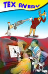 Tex Avery by jvtoro