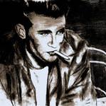James Dean Sketch
