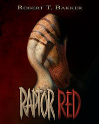 Raptor Red book cover assignment
