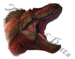 Tyrannosaur Gape