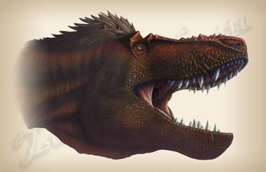 Tyrannosaur Gape Redux