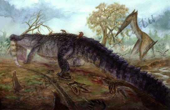 The Archosaur Convoy