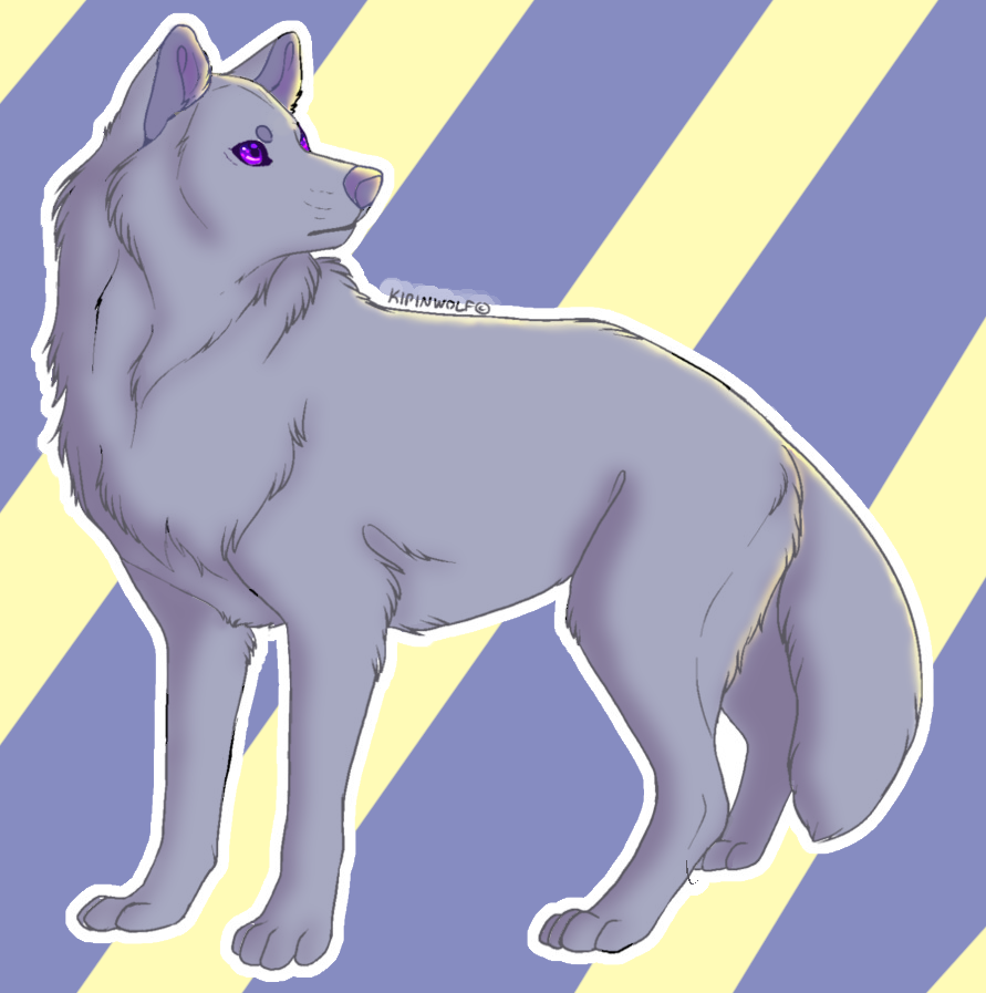 Wolf by That-Lineart