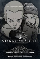 SORROWROOT: A new comic from Adrian Suva