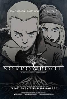 SORROWROOT: A new comic from Adrian Suva