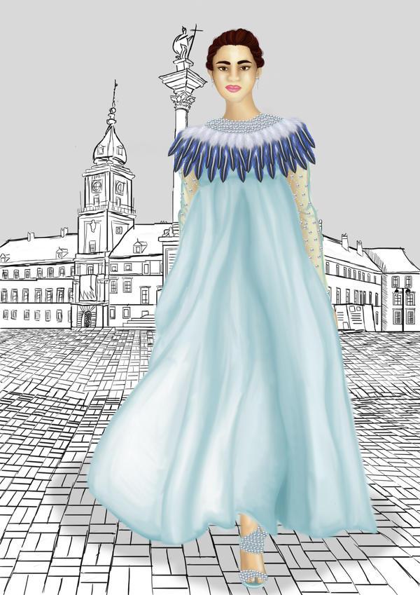 Wedding hanbok by Beatrycze1987