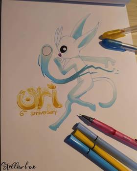 Ori's 6th anniversary