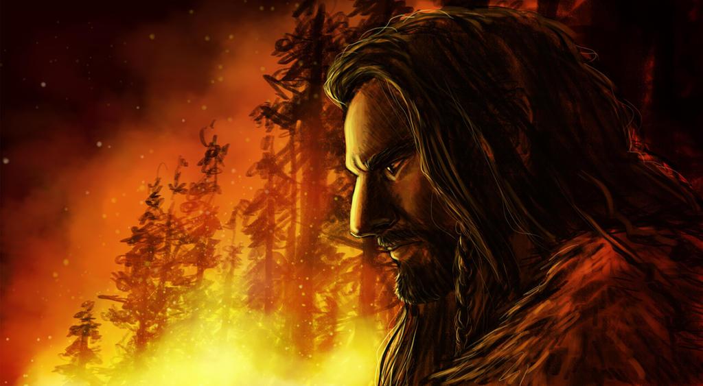Thorin by frene