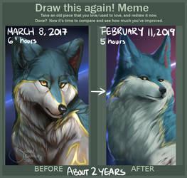 . Draw This Again #3 (Meme)