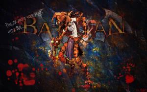 Scarecrow Arkham Asylum wallpaper by KrAm5597