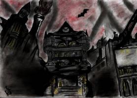 Gotham Knight by KrAm5597