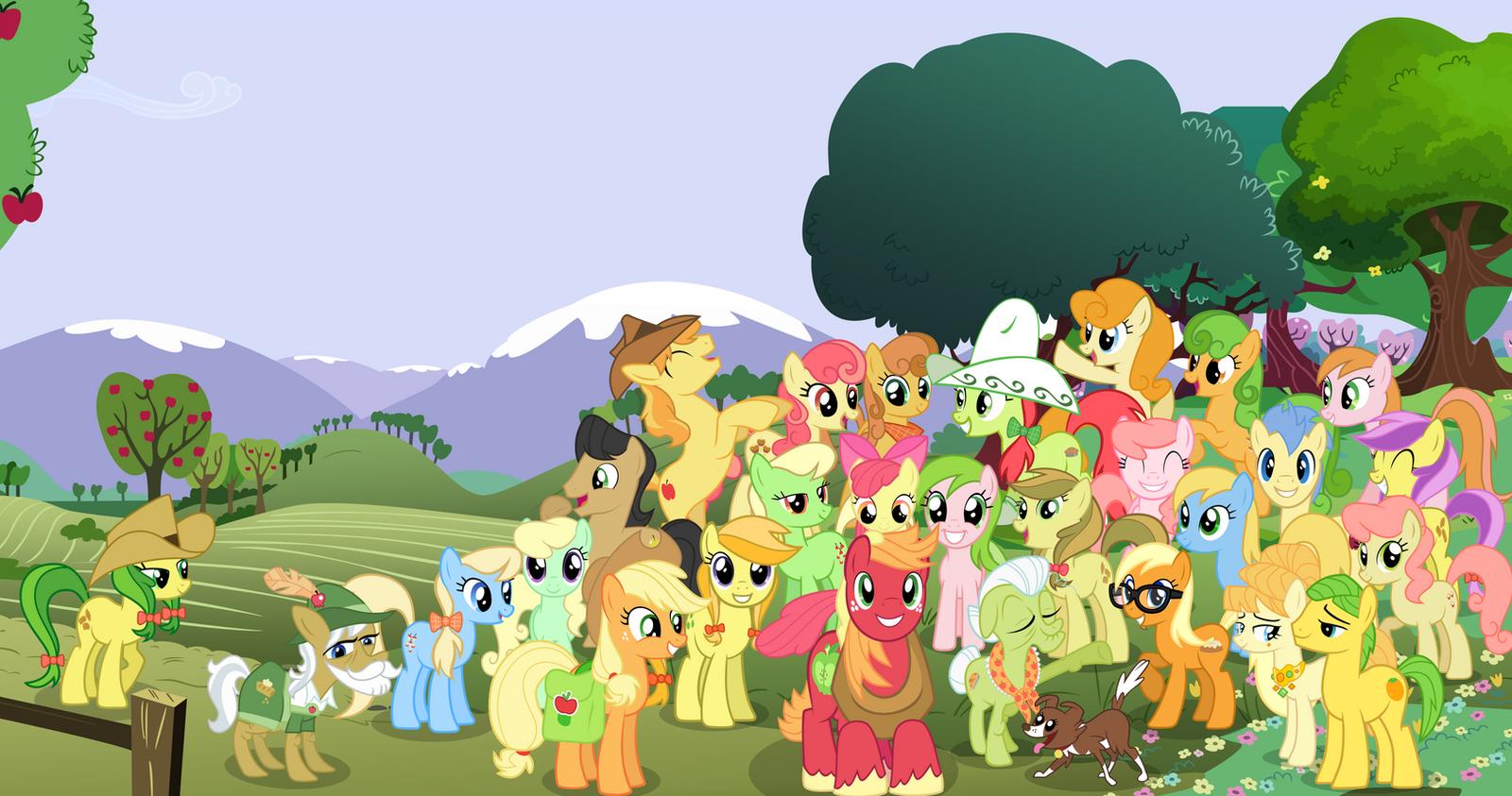 Apple Family Apple Family by AppleF...