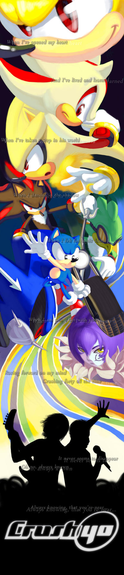 Sonic Youth by KetrinDarkDragon