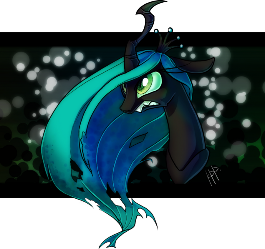 Queen Chrysalis by KetrinDarkDragon