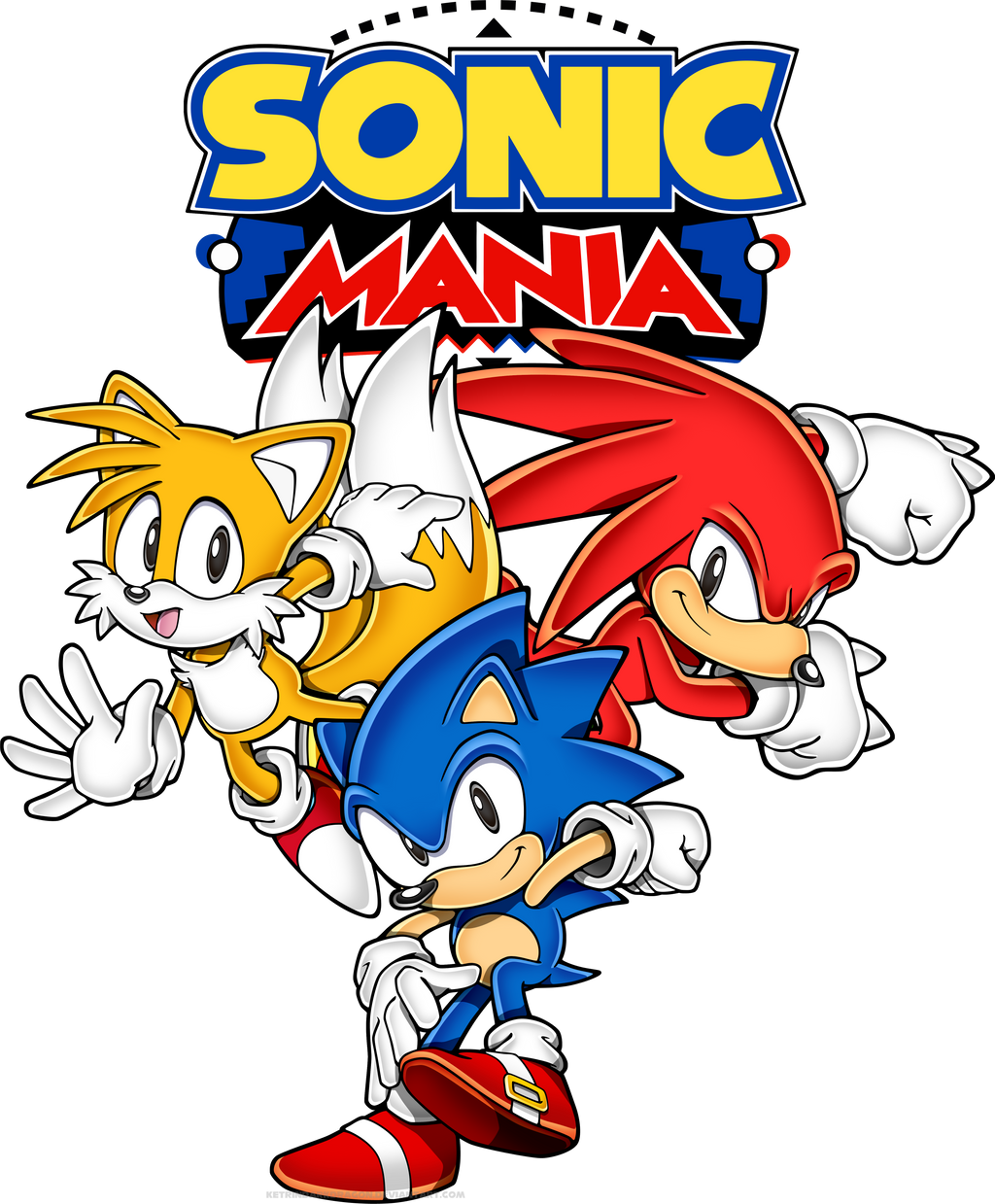 Sonic Mania By Ketrindarkdragon On Deviantart