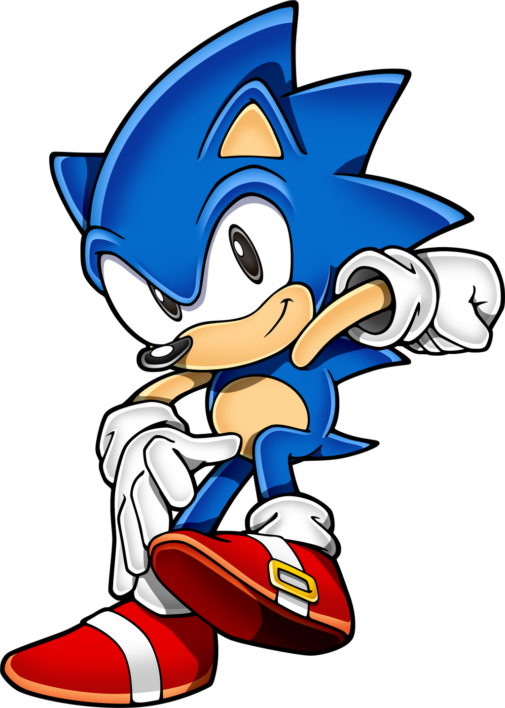 classic sonic by ketrindarkdragon on deviantart
