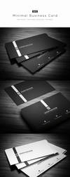 Minimal Business Card Vol.2 by shapshapy