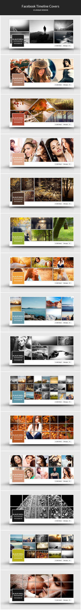 Facebook Timeline Covers by shapshapy