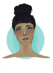Portrait by TealDawn