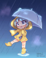 [Collab] Rain by MincxD
