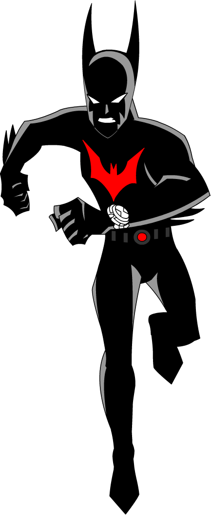Batman Beyond by gigazarak on DeviantArt