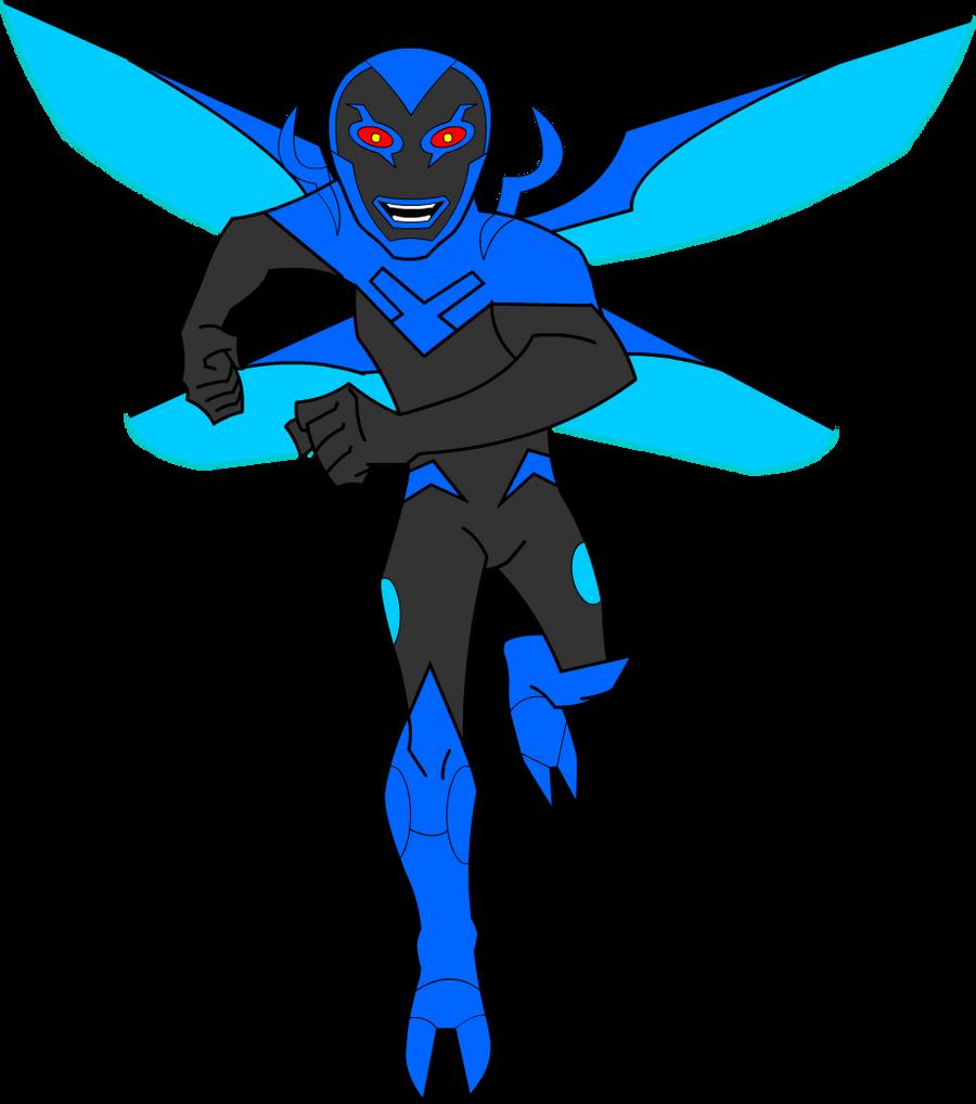 Blue Beetle (Batman Brave and the Bold) by gigazarak on ... - photo#3