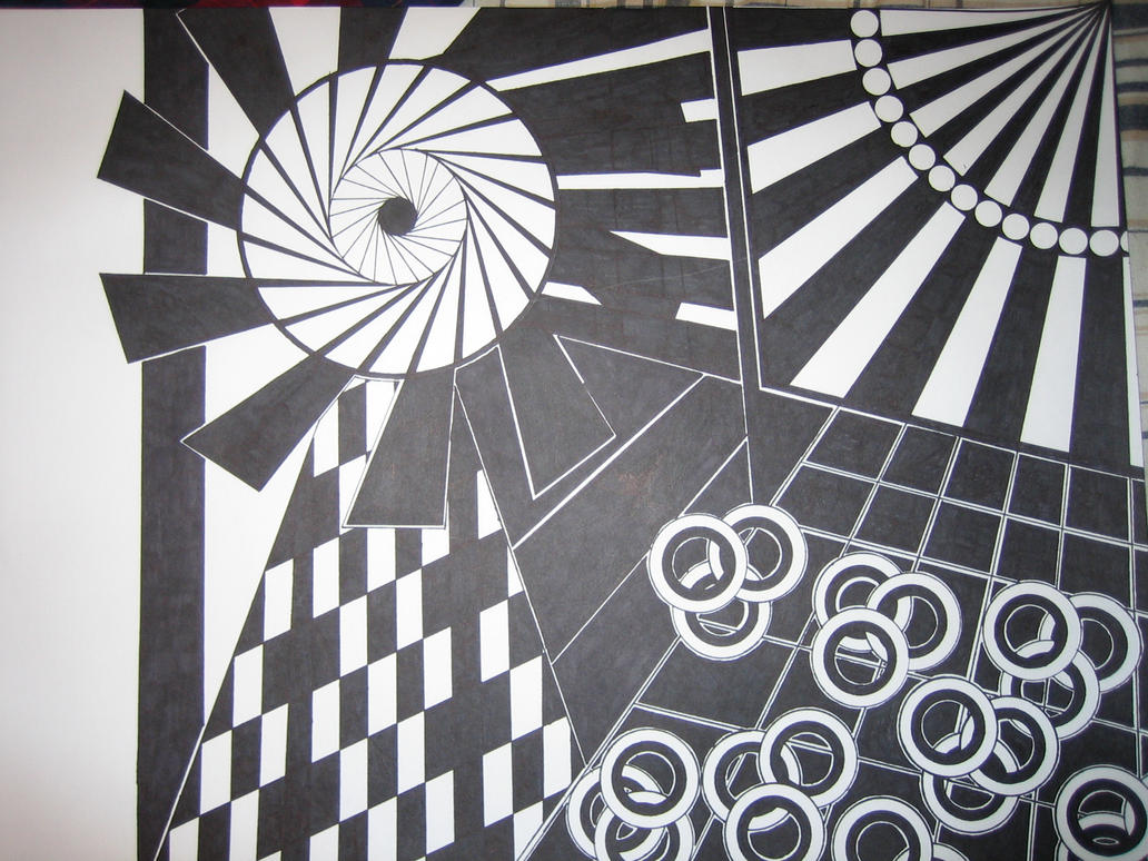 Line Design In Art : D design line art project pg by clinicalmistake on