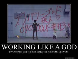 Noragami Motivational by RedSanguine