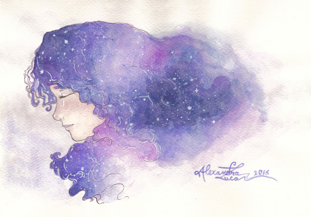 Made of Stardust by bllueart