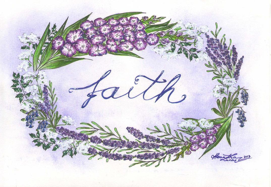 Faith by bllueart