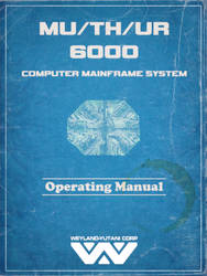 MU/TH/UR 6000 Operating Manual Mockup