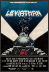 Leviathan (1989) Fan Poster