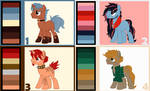 Adopts pony CLOSED