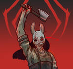 The Huntress [ Fanart: Dead by Daylight ]