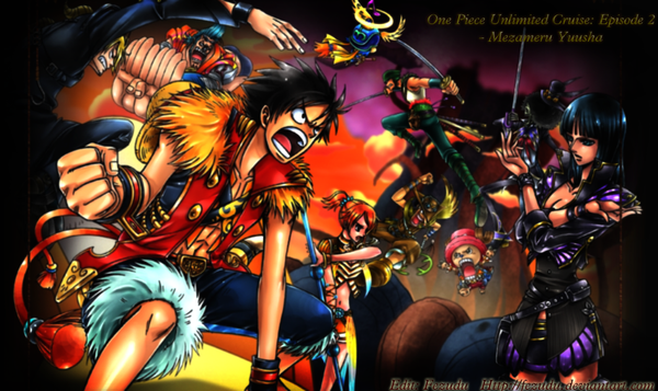 One Piece UC Ep2 Wallpaper By Fezudu