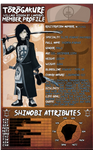 Shinya Asukai - Asukai Clansmen. by TraceofHatred