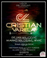 Cristian Varela poster by markogolubovic