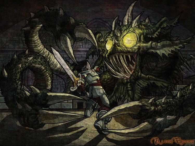 Fable Kraken By Arkaanfable Deviantart – Fondos de Pantalla
